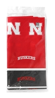 Nebraska Logo Table Cover Nebraska Cornhuskers, Nebraska  Kitchen & Glassware, Huskers  Kitchen & Glassware, Nebraska  Tailgating, Huskers  Tailgating, Nebraska Nebraska Logo Table Cover, Huskers Nebraska Logo Table Cover
