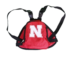 Nebraska Mini Pet Backpack Nebraska Cornhuskers, Nebraska Pet Items, Huskers Pet Items, Nebraska Nebraska Mini Pet Backpack, Huskers Nebraska Mini Pet Backpack