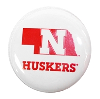 Nebraska Outline Button Nebraska Cornhuskers, Nebraska  Mens, Huskers  Mens, Nebraska  Ladies, Huskers  Ladies, Nebraska  Ladies Accessories, Huskers  Ladies Accessories, Nebraska  Mens Accessories, Huskers  Mens Accessories, Nebraska Nebraska Outline Button, Huskers Nebraska Outline Button