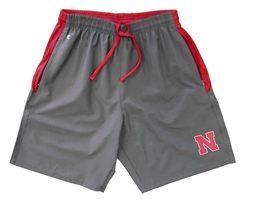 Nebraska Ralphio Athletic Short Nebraska Cornhuskers, Nebraska  Mens Shorts & Pants, Huskers  Mens Shorts & Pants, Nebraska Shorts & Pants, Huskers Shorts & Pants, Nebraska Nebraska Ralphio Athletic Short, Huskers Nebraska Ralphio Athletic Short
