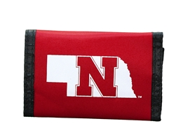 Nebraska State Nylon Wallet Nebraska Cornhuskers, Nebraska  Bags Purses & Wallets, Huskers  Bags Purses & Wallets, Nebraska  Mens Accessories, Huskers  Mens Accessories, Nebraska Nebraska State Nylon Wallet, Huskers Nebraska State Nylon Wallet