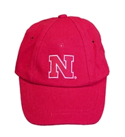 Nebraska Toddler Ball Cap - Red Nebraska Cornhuskers, Nebraska  Childrens, Huskers  Childrens, Nebraska  Kids Hats, Huskers  Kids Hats, Nebraska Nebraska Toddler Ball Cap - Red, Huskers Nebraska Toddler Ball Cap - Red