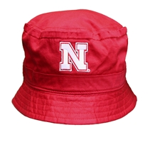 Nebraska Toddler Elroy Bucket Hat Nebraska Cornhuskers, Nebraska  Childrens, Huskers  Childrens, Nebraska  Kids Hats, Huskers  Kids Hats, Nebraska Nebraska Toddler Elroy Bucket Hat, Huskers Nebraska Toddler Elroy Bucket Hat