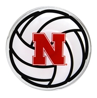 Nebraska Volleyball Acrylic Magnet Nebraska Cornhuskers, Nebraska Stickers Decals & Magnets, Huskers Stickers Decals & Magnets, Nebraska Volleyball, Huskers Volleyball, Nebraska Nebraska Volleyball Acrylic Magnet, Huskers Nebraska Volleyball Acrylic Magnet