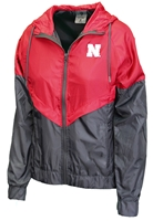 Nebraska Womens Duo Tone Windbreaker Nebraska Cornhuskers, Nebraska  Ladies, Huskers  Ladies, Nebraska  Ladies Outerwear, Huskers  Ladies Outerwear, Nebraska Nebraska Womens Duo Tone Windbreaker, Huskers Nebraska Womens Duo Tone Windbreaker