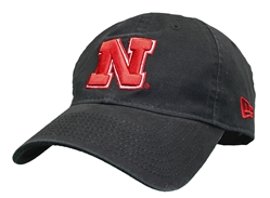 New Era Classic Canvas Husker Trucker Nebraska Cornhuskers, Nebraska  Mens Hats, Huskers  Mens Hats, Nebraska  Mens Hats, Huskers  Mens Hats, Nebraska New Era Shamrock Husker Trucker, Huskers New Era Shamrock Husker Trucker