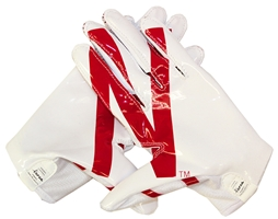 Scarlett and Cream Go N Deep Receiver Gloves Nebraska Cornhuskers, Nebraska  Mens Accessories, Huskers  Mens Accessories, Nebraska  Mens , Huskers  Mens , Nebraska Scarlett and Cream Go N Deep Reciever Gloves, Huskers Scarlett and Cream Go N Deep Reciever Gloves