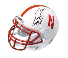 Scott Frost Autographed Huskers Schutt Mini Helmet Nebraska Cornhuskers, husker football, nebraska cornhuskers merchandise, husker merchandise, nebraska merchandise, husker memorabilia, husker autographed, nebraska cornhuskers autographed, Scott Frost autographed, Scott Frost signed, Scott Frost collectible, Scott Frost, nebraska cornhuskers memorabilia, nebraska cornhuskers collectible, Scott Frost Autographed Football
