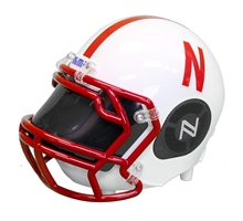Small Nebraska Helmet Bluetooth Speaker Nebraska Cornhuskers, Nebraska  Tailgating, Huskers  Tailgating, Nebraska  Novelty, Huskers  Novelty, Nebraska Small Nebraska Helmet Bluetooth Speaker, Huskers Small Nebraska Helmet Bluetooth Speaker