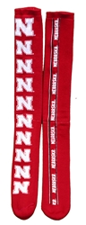 Throwback Nebraska Sock Nebraska Cornhuskers, Nebraska  Underwear & PJ's, Huskers  Underwear & PJ's, Nebraska  Footwear, Huskers  Footwear, Nebraska  Mens, Huskers  Mens, Nebraska  Mens Accessories, Huskers  Mens Accessories, Nebraska Throwback Nebraska Sock, Huskers Throwback Nebraska Sock