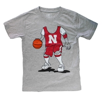 Toddler Boys Nebraska Basketball Tee Nebraska Cornhuskers, Nebraska  Childrens, Huskers  Childrens, Nebraska  Kids, Huskers  Kids, Nebraska Basketball, Huskers Basketball, Nebraska Toddler Boys Nebraska Basketball Tee, Huskers Toddler Boys Nebraska Basketball Tee