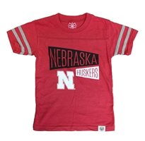 Toddler Boys Nebraska Huskers Tri Blend Tee Nebraska Cornhuskers, Nebraska  Childrens, Huskers  Childrens, Nebraska  Kids, Huskers  Kids, Nebraska Toddler Boys Nebraska Huskers Tri Blend Tee, Huskers Toddler Boys Nebraska Huskers Tri Blend Tee