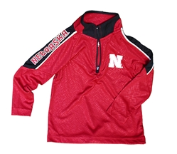 Toddler Nebraska Bunsen Quarter Zip Windshirt Nebraska Cornhuskers, Nebraska  Kids, Huskers  Kids, Nebraska  Childrens, Huskers  Childrens, Nebraska Toddler Nebraska Bunsen Quarter  Zip Windshirt, Huskers Toddler Nebraska Bunsen Quarter  Zip Windshirt