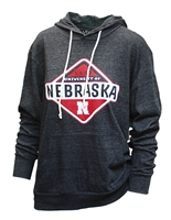 University of Nebraska Hooded LS Tee Nebraska Cornhuskers, Nebraska  Mens, Huskers  Mens, Nebraska  Long Sleeve, Huskers  Long Sleeve, Nebraska  Mens T-Shirts, Huskers  Mens T-Shirts, Nebraska University of Nebraska Hooded LS Tee, Huskers University of Nebraska Hooded LS Tee
