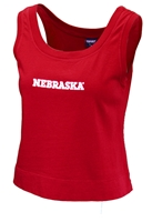 Womens Hepburn Nebraska Crop Tank Nebraska Cornhuskers, Nebraska  Tank Tops, Huskers  Tank Tops, Nebraska  Ladies, Huskers  Ladies, Nebraska  Ladies Tops, Huskers  Ladies Tops, Nebraska  Ladies T-Shirts, Huskers  Ladies T-Shirts, Nebraska Womens Hepburn Nebraska Tank, Huskers Womens Hepburn Nebraska Tank