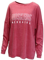 Ladies Huskers Outline LS Top Nebraska Cornhuskers, Nebraska  Ladies T-Shirts, Huskers  Ladies T-Shirts, Nebraska  Ladies, Huskers  Ladies, Nebraska  Long Sleeve, Huskers  Long Sleeve, Nebraska  Ladies Tops, Huskers  Ladies Tops, Nebraska Womens Huskers Outline LS Tee, Huskers Womens Huskers Outline LS Tee