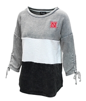 Womens Huskers TD Tunic Nebraska Cornhuskers, Nebraska  Ladies, Huskers  Ladies, Nebraska  Ladies Sweatshirts, Huskers  Ladies Sweatshirts, Nebraska  Ladies Tops, Huskers  Ladies Tops, Nebraska Womens Huskers TD Tunic, Huskers Womens Huskers TD Tunic