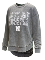 Womens Love My Huskers Crew Nebraska Cornhuskers, Nebraska  Ladies Sweatshirts, Huskers  Ladies Sweatshirts, Nebraska  Ladies, Huskers  Ladies, Nebraska  Crew, Huskers  Crew, Nebraska Womens Love My Huskers Crew, Huskers Womens Love My Huskers Crew