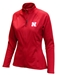 Womens Nebraska Antigua Jacket - AW-C2067