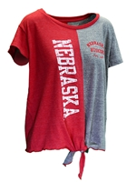 Womens Nebraska Billie Split Top Nebraska Cornhuskers, Nebraska  Ladies, Huskers  Ladies, Nebraska  Short Sleeve, Huskers  Short Sleeve, Nebraska  Ladies Tops, Huskers  Ladies Tops, Nebraska  Ladies T-Shirts, Huskers  Ladies T-Shirts, Nebraska Womens Nebraska Billie Split Top, Huskers Womens Nebraska Billie Split Top