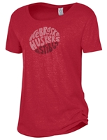Womens Nebraska Huskers 1869 Retro Scoop Nebraska Cornhuskers, Nebraska  Ladies, Huskers  Ladies, Nebraska  Short Sleeve, Huskers  Short Sleeve, Nebraska  Ladies T-Shirts, Huskers  Ladies T-Shirts, Nebraska  Ladies Tops, Huskers  Ladies Tops, Nebraska Womens Nebraska Huskers 1869 Retro Scoop, Huskers Womens Nebraska Huskers 1869 Retro Scoop