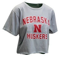 Womens Nebraska Huskers Mallam Crop Top Nebraska Cornhuskers, Nebraska  Ladies T-Shirts, Huskers  Ladies T-Shirts, Nebraska  Ladies, Huskers  Ladies, Nebraska  Short Sleeve, Huskers  Short Sleeve, Nebraska Womens Nebraska Huskers Mallam Crop Tee, Huskers Womens Nebraska Huskers Mallam Crop Tee