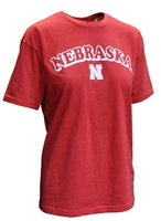 Womens Nebraska Vinton Melange Tee Nebraska Cornhuskers, Nebraska  Ladies T-Shirts, Huskers  Ladies T-Shirts, Nebraska  Ladies, Huskers  Ladies, Nebraska  Short Sleeve, Huskers  Short Sleeve, Nebraska  Ladies Tops, Huskers  Ladies Tops, Nebraska Womens Nebraska Vinton Melange Tee, Huskers Womens Nebraska Vinton Melange Tee