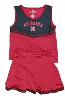 Youth Girls Nebraska Cheer Set Nebraska Cornhuskers, Nebraska  Youth, Huskers  Youth, Nebraska Youth Girls Nebraska  Cheer Set, Huskers Youth Girls Nebraska  Cheer Set