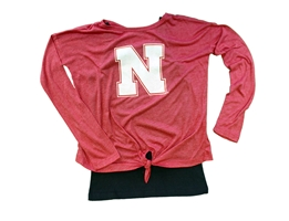 Youth Girls Nebraska MermaLair LS Tee Nebraska Cornhuskers, Nebraska  Kids, Huskers  Kids, Nebraska  Youth, Huskers  Youth, Nebraska Youth Girls Nebraska MermaLair LS Tee, Huskers Youth Girls Nebraska MermaLair LS Tee