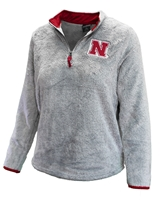 Youth Girls Nebraska Puffer Fish Half Zip Nebraska Cornhuskers, Nebraska  Kids, Huskers  Kids, Nebraska  Youth, Huskers  Youth, Nebraska Youth Girls Nebraska Puffer Fish Half Zip, Huskers Youth Girls Nebraska Puffer Fish Half Zip