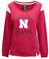 Youth Girls Nebraska Terry Crew Nebraska Cornhuskers, Nebraska  Youth, Huskers  Youth, Nebraska  Kids, Huskers  Kids, Nebraska Youth Girls Nebraska Terry Crew, Huskers Youth Girls Nebraska Terry Crew