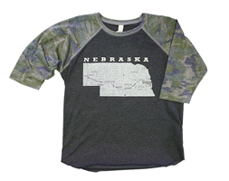 Youth Hometown Nebraska Camo Baseball Tee Nebraska Cornhuskers, Nebraska  Youth, Huskers  Youth, Nebraska  Kids, Huskers  Kids, Nebraska Youth Hometown Nebraska Camo Baseball Tee, Huskers Youth Hometown Nebraska Camo Baseball Tee