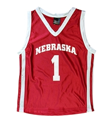Youth Huskers Basketball Jersey Mesh Top Nebraska Cornhuskers, Nebraska  Youth, Huskers  Youth, Nebraska  Basketball, Huskers  Basketball, Nebraska  Kids Jerseys, Huskers  Kids Jerseys, Nebraska Youth Huskers Basketball Jersey Mesh Top, Huskers Youth Huskers Basketball Jersey Mesh Top