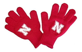 Youth Huskers Tailgate Knit Gloves Nebraska Cornhuskers, Nebraska  Youth, Huskers  Youth, Nebraska  Kids, Huskers  Kids, Nebraska Youth Huskers Tailgate Knit Gloves, Huskers Youth Huskers Tailgate Knit Gloves