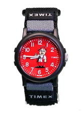 Youth Lil Red Recruit Timex Nebraska Cornhuskers, Nebraska  Watches Bands & Buckles, Huskers  Watches Bands & Buckles, Nebraska  Kids, Huskers  Kids, Nebraska  Youth, Huskers  Youth, Nebraska Youth Lil Red Recruit Timex, Huskers Youth Lil Red Recruit Timex