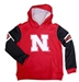 Youth Man N Motion Huskers Hoodie - YT-B8360