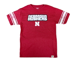 Youth Nebraska Huskers Minecraft Jersey Tee Nebraska Cornhuskers, Nebraska  Kids, Huskers  Kids, Nebraska  Youth, Huskers  Youth, Nebraska Youth Nebraska Huskers Minecraft Jersey Tee, Huskers Youth Nebraska Huskers Minecraft Jersey Tee