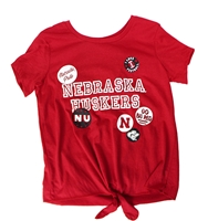 Youth Nebraska Huskers Spirit Button Tee Nebraska Cornhuskers, Nebraska  Kids, Huskers  Kids, Nebraska  Youth, Huskers  Youth, Nebraska Youth Nebraska Huskers Spirit Button Tee, Huskers Youth Nebraska Huskers Spirit Button Tee