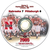 2005 Dvd Pittsburgh Husker football, Nebraska cornhuskers merchandise, husker merchandise, nebraska merchandise, nebraska cornhuskers dvd, husker dvd, nebraska football dvd, nebraska cornhuskers videos, husker videos, nebraska football videos, husker game dvd, husker bowl game dvd, husker dvd subscription, nebraska cornhusker dvd subscription, husker football season on dvd, nebraska cornhuskers dvd box sets, husker dvd box sets, Nebraska Cornhuskers, 2005 Pittsburgh