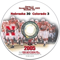 2005 Dvd Colorado Husker football, Nebraska cornhuskers merchandise, husker merchandise, nebraska merchandise, nebraska cornhuskers dvd, husker dvd, nebraska football dvd, nebraska cornhuskers videos, husker videos, nebraska football videos, husker game dvd, husker bowl game dvd, husker dvd subscription, nebraska cornhusker dvd subscription, husker football season on dvd, nebraska cornhuskers dvd box sets, husker dvd box sets, Nebraska Cornhuskers, 2005 Colorado
