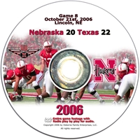 2006 Dvd Texas Husker football, Nebraska cornhuskers merchandise, husker merchandise, nebraska merchandise, nebraska cornhuskers dvd, husker dvd, nebraska football dvd, nebraska cornhuskers videos, husker videos, nebraska football videos, husker game dvd, husker bowl game dvd, husker dvd subscription, nebraska cornhusker dvd subscription, husker football season on dvd, nebraska cornhuskers dvd box sets, husker dvd box sets, Nebraska Cornhuskers, 2006 Texas