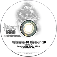 1999 Missouri Husker football, Nebraska cornhuskers merchandise, husker merchandise, nebraska merchandise, nebraska cornhuskers dvd, husker dvd, nebraska football dvd, nebraska cornhuskers videos, husker videos, nebraska football videos, husker game dvd, husker bowl game dvd, husker dvd subscription, nebraska cornhusker dvd subscription, husker football season on dvd, nebraska cornhuskers dvd box sets, husker dvd box sets, Nebraska Cornhuskers, 1999 Missouri