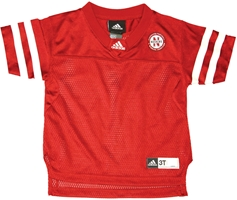 Toddler Adidas Red Customized Jersey Nebraska Cornhuskers, husker football, nebraska cornhuskers merchandise, nebraska merchandise, husker merchandise, nebraska cornhuskers apparel, husker apparel, nebraska apparel, husker childrens apparel, nebraska cornhuskers childrens apparel, nebraska kids apparel, husker kids apparel, husker kids merchandise, nebraska cornhuskers kids merchandise,Custom Adidas Toddler Replica Jersey