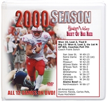2000 Complete Season Box Set Husker football, Nebraska cornhuskers merchandise, husker merchandise, nebraska merchandise, nebraska cornhuskers dvd, husker dvd, nebraska football dvd, nebraska cornhuskers videos, husker videos, nebraska football videos, husker game dvd, husker bowl game dvd, husker dvd subscription, nebraska cornhusker dvd subscription, husker football season on dvd, nebraska cornhuskers dvd box sets, husker dvd box sets, Nebraska Cornhuskers, 2000 Complete Season on DVD