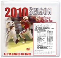 2010 Season on DVD Husker football, Nebraska cornhuskers merchandise, husker merchandise, nebraska merchandise, nebraska cornhuskers dvd, husker dvd, nebraska football dvd, nebraska cornhuskers videos, husker videos, nebraska football videos, husker game dvd, husker bowl game dvd, husker dvd subscription, nebraska cornhusker dvd subscription, husker football season on dvd, nebraska cornhuskers dvd box sets, husker dvd box sets, Nebraska Cornhuskers, 2010 Complete Season on DVD