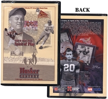 Dvd Husker Century Pt. 2 Husker football, Nebraska cornhuskers merchandise, husker merchandise, nebraska merchandise, nebraska cornhuskers dvd, husker dvd, nebraska football dvd, nebraska cornhuskers videos, husker videos, nebraska football videos, husker game dvd, husker bowl game dvd, husker dvd subscription, nebraska cornhusker dvd subscription, husker football season on dvd, nebraska cornhuskers dvd box sets, husker dvd box sets, Nebraska Cornhuskers, DVD Husker Century Part II