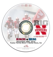 2015 Foster Farms Bowl vs UCLA DVD Nebraska Cornhuskers, Nebraska  2015 Season, Huskers  2015 Season, Nebraska  1998 to Present, Huskers  1998 to Present, Nebraska  Show All DVD's, Huskers  Show All DVD's, Nebraska 2014 Nebraska vs Florida Atlantic DVD, Huskers 2014 Nebraska vs Florida Atlantic DVD