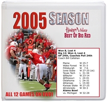 2005 Season On Dvd Husker football, Nebraska cornhuskers merchandise, husker merchandise, nebraska merchandise, nebraska cornhuskers dvd, husker dvd, nebraska football dvd, nebraska cornhuskers videos, husker videos, nebraska football videos, husker game dvd, husker bowl game dvd, husker dvd subscription, nebraska cornhusker dvd subscription, husker football season on dvd, nebraska cornhuskers dvd box sets, husker dvd box sets, Nebraska Cornhuskers, 2005 Complete Season on DVD