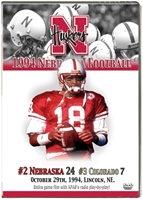 1994 Colorado Husker football, Nebraska cornhuskers merchandise, husker merchandise, nebraska merchandise, nebraska cornhuskers dvd, husker dvd, nebraska football dvd, nebraska cornhuskers videos, husker videos, nebraska football videos, husker game dvd, husker bowl game dvd, husker dvd subscription, nebraska cornhusker dvd subscription, husker football season on dvd, nebraska cornhuskers dvd box sets, husker dvd box sets, Nebraska Cornhuskers, 1994 Colorado