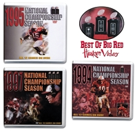 All 3 Championship Box Sets Husker football, Nebraska cornhuskers merchandise, husker merchandise, nebraska merchandise, nebraska cornhuskers dvd, husker dvd, nebraska football dvd, nebraska cornhuskers videos, husker videos, nebraska football videos, husker game dvd, husker bowl game dvd, husker dvd subscription, nebraska cornhusker dvd subscription, husker football season on dvd, nebraska cornhuskers dvd box sets, husker dvd box sets, Nebraska Cornhuskers, All 3 Championship Box Sets!